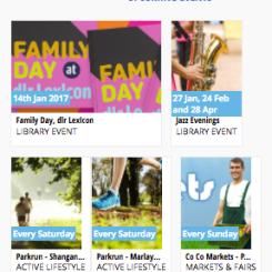 County Council Dun Laoghaire Rathdown events