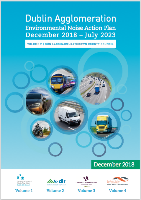 dlrcoco noise action plan 2018-2023