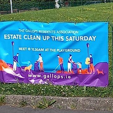 Gallops estate clean up 2021